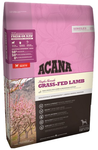 Acana Grass-Fed Lamb 11