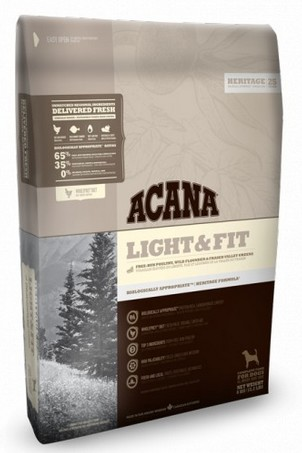 Acana Light & Fit Dog 11