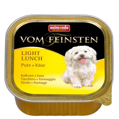 Animonda vom Feinsten Light Lunch Indyk i Ser 150g