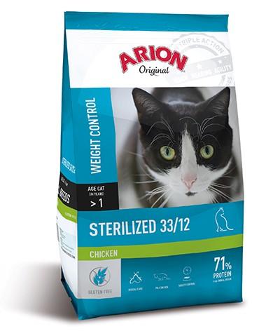 Arion Original Cat Steril Chicken 300g
