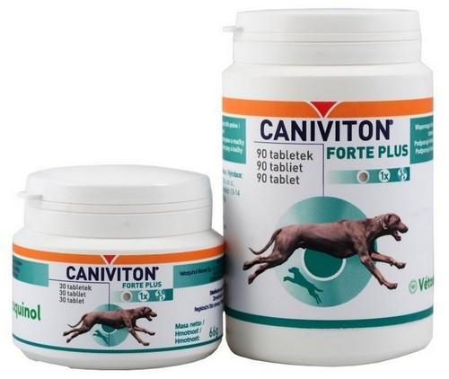 Caniviton Forte Plus 30 tabletek