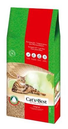 Cat's Best Original (Eco Plus) 20L / 8