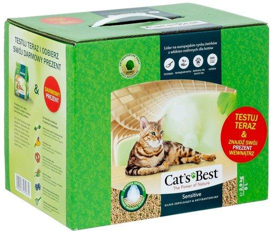 Cat's Best Sensitive (Green Power) 8L / 2
