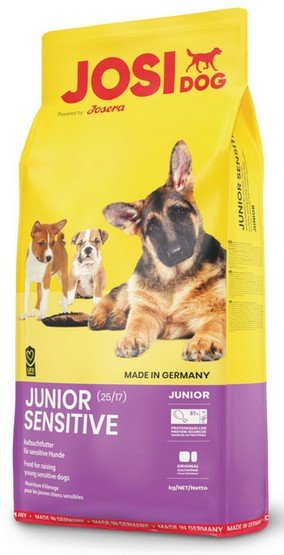 Josera JosiDog Junior Sensitive 4