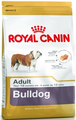 Royal Canin Bulldog Adult karma sucha dla psów dorosłych rasy buldog 12kg