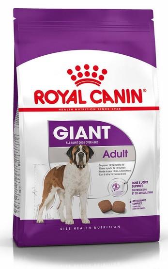 Royal Canin Giant Adult karma sucha dla psów dorosłych