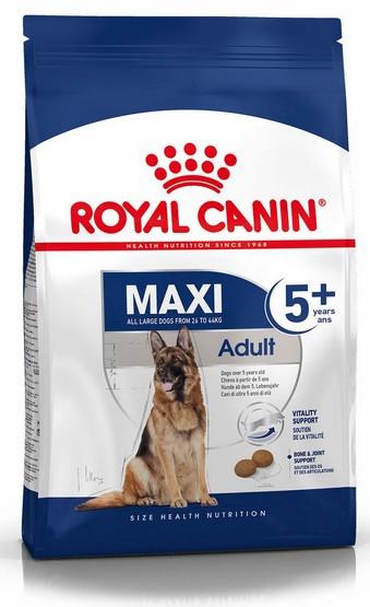 Royal Canin Maxi Adult 5+ karma sucha dla psów starszych