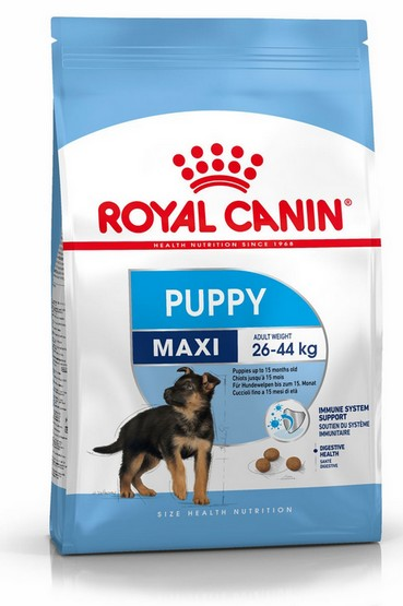 Royal Canin Maxi Puppy karma sucha dla szczeniąt
