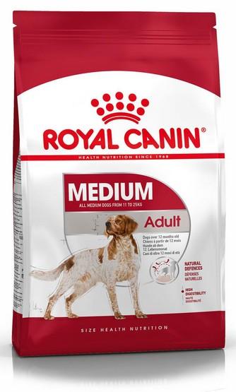 Royal Canin Medium Adult karma sucha dla psów dorosłych