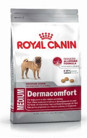 Royal Canin Medium Dermacomfort karma sucha dla psów dorosłych