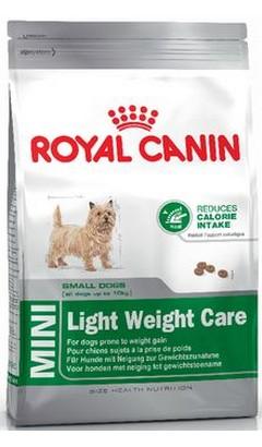Royal Canin Mini Light Weight Care karma sucha dla psów dorosłych