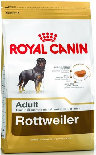 Royal Canin Rottweiler Adult karma sucha dla psów dorosłych rasy rottweiler 12kg
