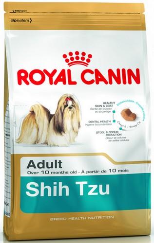 Royal Canin Shih Tzu Adult karma sucha dla psów dorosłych rasy shih tzu 0