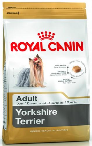 Royal Canin Yorkshire Terrier Adult karma sucha dla psów dorosłych rasy yorkshire terrier 1