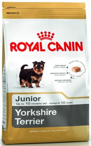 Royal Canin Yorkshire Terrier Junior karma sucha dla szczeniąt do 10 miesiąca