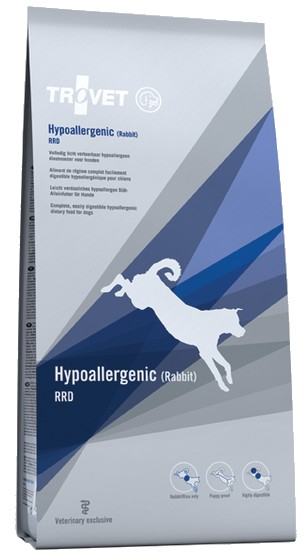 Trovet RRD Hypoallergenic Królik dla psa 12